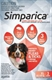 Simparica Red for Extra Large Dogs (40.1kg to 60kg)
